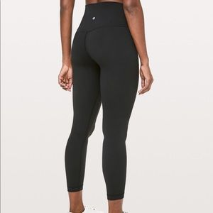 Lululemon Align Pant size 2 brand new